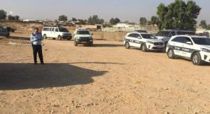 اعتقال سبعة شبّان من رهط في النقب المحتلة