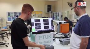 الأول من نوعه.. مهندسون فلسطينيون يبتكرون جهازاً للتنفس الصناعي بمواصفات عالمية