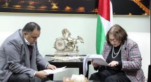 وزيرة الصحة: مرسوم رئاسي بتخصيص قطعة أرض في الدوحة لإقامة المستشفى الهندي