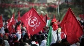 الشعبية: قصف الاحتلال لمواقع المقاومة محاولة بائسة لفرض قواعد جديدة