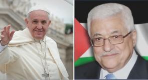 خلال اتصال هاتفي ..الرئيس يشيد بمواقف بابا الفاتيكان الرافضه للمشاريع المخالفة للقانون الدولي