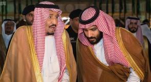 """""""3 دقائق من نار"""" بمحيط القصر الملكي في الرياض!"""