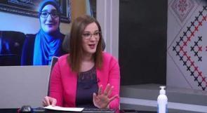 الناشطة الأمريكية من أصولٍ فلسطينية ليندا صرصور لوطن: نسبة مشاركة المراة الفلسطينية في مراكز صنع القرار ضعيفة جدا ويجب رفعها