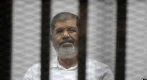 وفاة الرئيس المصري السابق محمد مرسي أثناء حضوره جلسة محاكمته