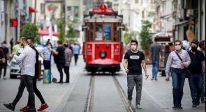 تركيا: زيادة قياسية في معدل الإصابات اليومية بكورونا