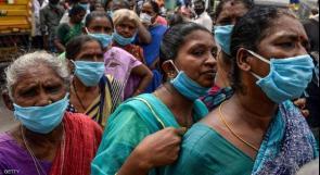 الهند تحتل المركز الثاني للاصابات حول العالم بفيروس كورونا
