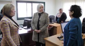 غنام: الاعتداء على المؤسسات الرسمية استهداف للكل الفلسطيني
