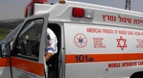 إصابة شاب بجريمة إطلاق نار في جسر الزرقاء بالداخل