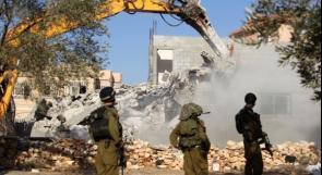 الاحتلال يشن حملة هدم لمنازل في العيسوية