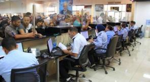 8 آلاف مسافر تنقلوا عبر معبر الكرامة في ثاني أيام العيد