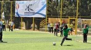 """""""الأونروا"""" تطلق الأولمبياد الفلسطيني في لبنان بنسخته العاشرة"""