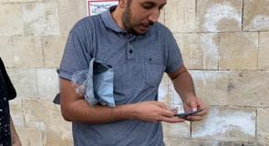 الافراج عن الصحفي المقدسي أمجد أبو عرفة بشروط