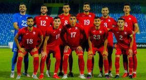 منتخبنا الأولمبي يصل الأردن لخوض تصفيات آسيا تحت 23 عاما