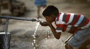 """"""" العطش """"...  سياسيةٌ عنصريةٌ احتلالية تحرم الفلسطينيين من مياههم"""