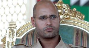 سيف الإسلام القذافي مرشح لرئاسة ليبيا
