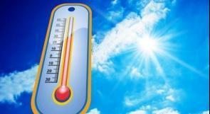 ارتفاع جديد على درجات الحرارة اليوم
