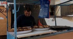 """تلقب بـ """"دمشق الصغرى"""".. رمضان ينعش الحركة التجارية في البلدة القديمة لنابلس"""
