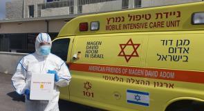 8 وفيات و1090 إصابة جديدة بكورونا في دولة الاحتلال