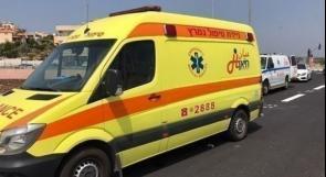 حيفا| 20 مصاباً بحادث سير قرب جسر الزرقاء