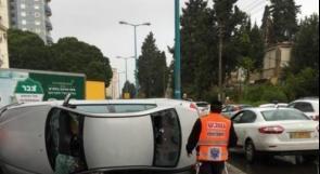 7 ضحايا في الداخل بأقل من اسبوع بسبب حوادث السير