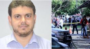 عائلة الشهيد البطش تطالب ماليزيا بنقل جثمانه وتأمين عودة عائلته لغزة
