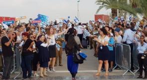 """""""الهجرة اليهودية"""" توصل 239 مهاجراً الى """"تل أبيب"""""""