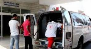 5 إصابات بحادث سير على طريق واد النار شرق بيت لحم