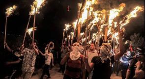 تواصل فعاليات الإرباك الليلي في جبل صبيح