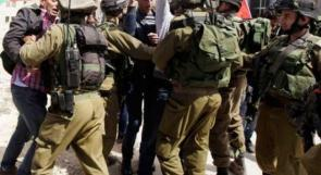 شرطة الاحتلال تنكل بالعامل داوود غربية من جنين اثناء تواجده بالداخل المحتل