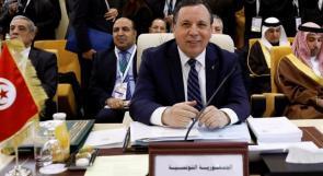 وزير الخارجية التونسي: لن نطبع علاقاتنا مع الاحتلال الإسرائيلي