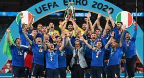 """مكافأة"""".. مبلغ مبالي لكل لاعب بمنتخب إيطاليا"""