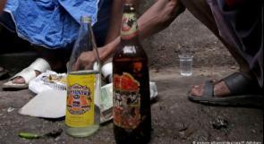 كحول مغشوشة تقتل أكثر من مئة شخص في الهند