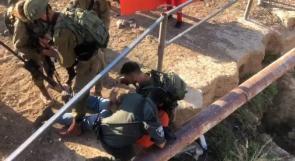 الاحتلال يقمع مسيرة جماهيرية في الأغوار رفضا للاستيطان