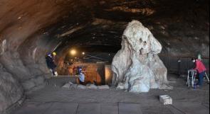 اكتشاف أقدم مسكن بشري مسقوف عمره مليونا سنة