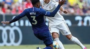 توتنهام الإنجليزي يهزم ريال مدريد