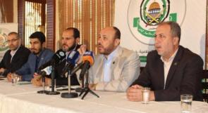 حماس: نرفض استخدام السلاح الفلسطيني في الداخل اللبناني
