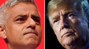 ترامب لدى وصوله إلى بريطانيا: رئيس بلدية لندن صادق خان بغيض جداً وفاشل تماماً