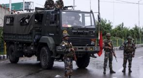 مرسوم رئاسي هندي يلغي الحكم الذاتي في كشمير