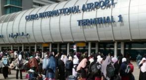 أميركا تحظر نقل الشحنات من مطار القاهرة