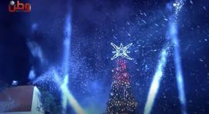 روابي تضيء شجرة الميلاد بأجواء من المحبة والفرح والأمل