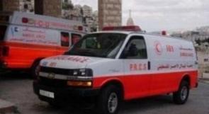 وفاة مواطن وإصابة 6 آخرين بحادث تصادم مركبتين في الخليل