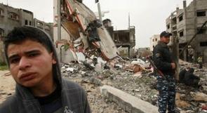 اسرائيل تخرق التهدئة بعد قصف ورشة لصناعة الخيزران بغزة