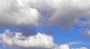 الطقس: الجو غائم وارتفاع طفيف على درجة الحرارة