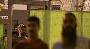 إدارة سجن ريمون تعزل الأسيرين رامي حسان وناصر أمان