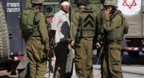 الاحتلال يعتقل تسعة مواطنين بالضفة فجرًا