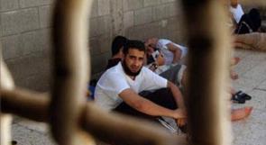 انتشار أمراض جلدية في صفوف أسرى سجن عتصيون