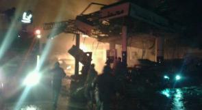 قتلى وجرحى بانفجار سيارة مفخخة شرق لبنان