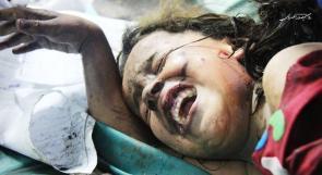 غزة.. أن يُـحرق الأطفال في أحضان أمهاتهم