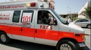 اصابة 8 مواطنين بينهم 3 بحالة خطيرة في حادث سير ببيت لحم