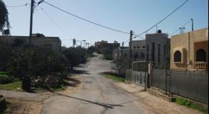 طولكرم: اختيار شارع صديق للبيئة في كفر عبوش